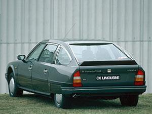 Citroen CX 5 дв. хэтчбек CX