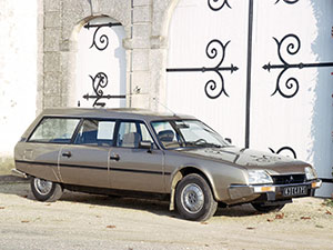 Citroen CX 5 дв. универсал CX Break