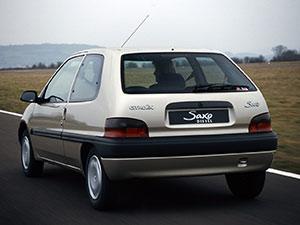 Citroen Saxo 3 дв. хэтчбек Saxo