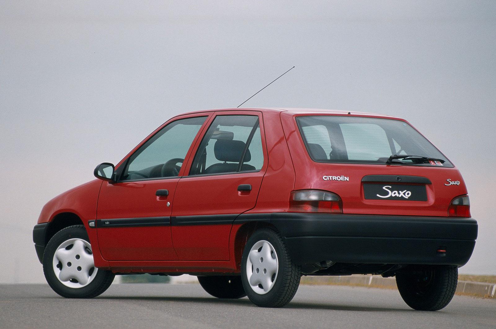 Citroen (Ситроен) Saxo 1998-1999 г.