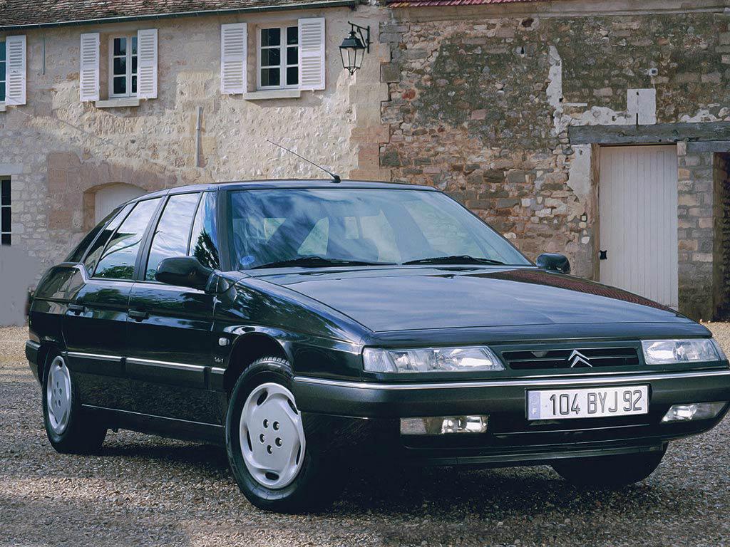 Citroen (Ситроен) XM 1997-2000 г.