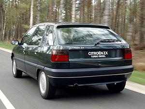 Citroen ZX 5 дв. хэтчбек ZX