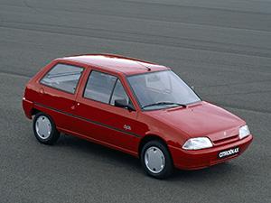 AX с 1991 по 1996
