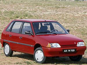 AX с 1988 по 1991