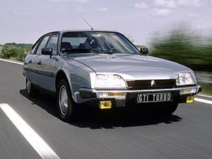 CX с 1982 по 1985