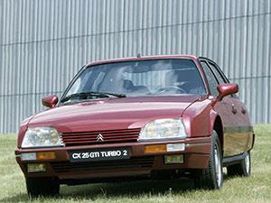 CX с 1985 по 1989