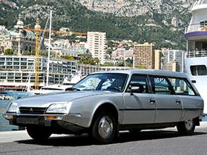 CX Break с 1976 по 1982