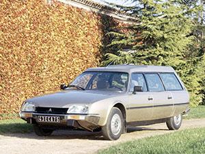 CX Break с 1982 по 1985