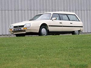 CX Break с 1985 по 1991