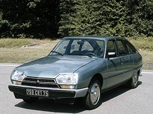 Технические характеристики Citroen GSA GSA 1979-1985 г.