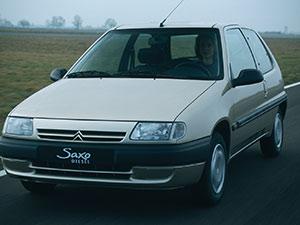 Технические характеристики Citroen Saxo 1.4i 1996-1998 г.