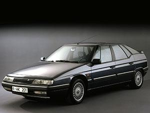 Технические характеристики Citroen XM 2.0i 1989-1994 г.