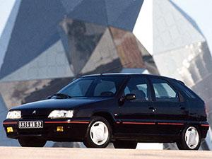 Технические характеристики Citroen ZX 1.9 D 1996-1997 г.