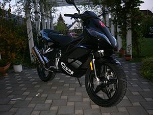 CPI GTR спортбайк GTR 50