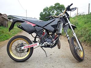 CPI SuperMoto 250 эндуро SuperMoto 250