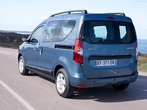 Dacia Dokker 5 дв. минивэн Dokker