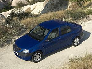 Dacia Logan 4 дв. седан Logan
