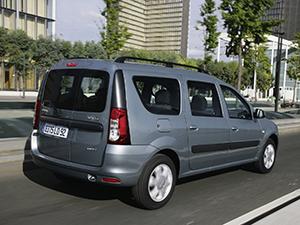 Dacia Logan 5 дв. универсал Logan MCV
