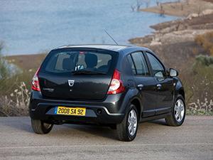 Dacia Sandero 5 дв. хэтчбек Sandero