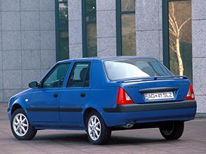 Dacia Solenza 4 дв. седан Solenza