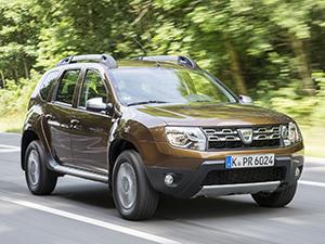 Технические характеристики Dacia Duster