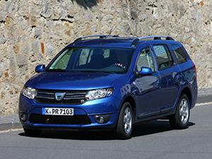 Технические характеристики Dacia Logan