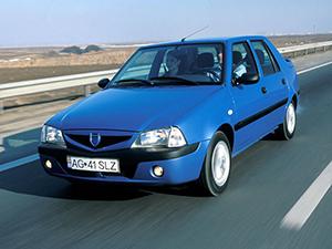 Технические характеристики Dacia Solenza