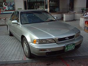 Daewoo Arcadia 4 дв. седан Arcadia