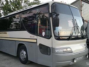 Daewoo BH-series 2 дв. туристический BH-117