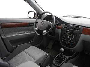 Daewoo Gentra 4 дв. седан Gentra