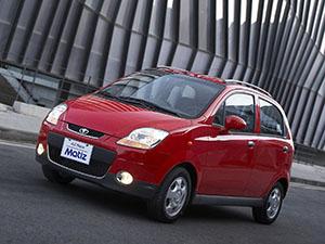 Daewoo Matiz 5 дв. хэтчбек Matiz
