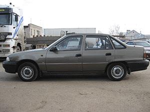 Daewoo Nexia 4 дв. седан Nexia