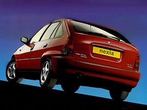 Daewoo Nexia 5 дв. хэтчбек Nexia