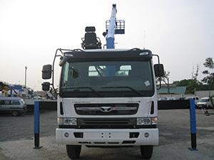 Daewoo Novus 2 дв. манипулятор Novus