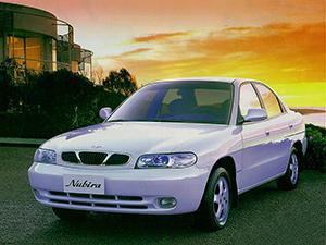 Daewoo Nubira 4 дв. седан Nubira