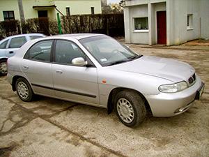 Daewoo Nubira 5 дв. хэтчбек Nubira