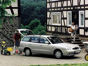 Daewoo Nubira 5 дв. универсал Nubira Wagon