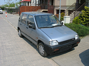 Daewoo Tico 5 дв. хэтчбек Tico