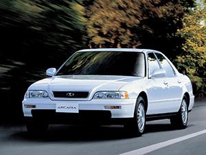 Технические характеристики Daewoo Arcadia