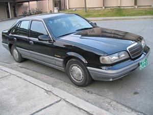 Brougham с 1993 по 1996