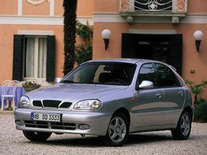 Технические характеристики Daewoo Lanos 1.3 2001-2003 г.