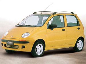 Matiz с 1998 по 2001