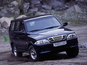 Технические характеристики Daewoo Musso 3.2 24V 1995-2002 г.