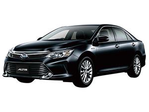 Daihatsu Altis 4 дв. седан Altis