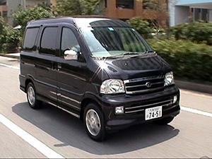 Daihatsu Atrai 5 дв. минивэн Atrai