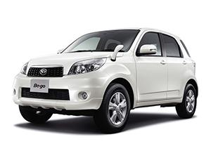 Daihatsu Be-go 5 дв. внедорожник Be-go