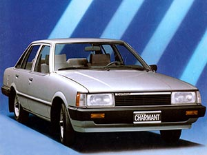 Daihatsu Charmant 4 дв. седан Charmant