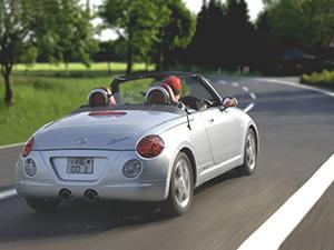 Daihatsu Copen 2 дв. кабриолет Copen