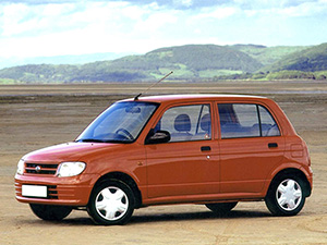 Daihatsu Cuore 5 дв. хэтчбек Cuore