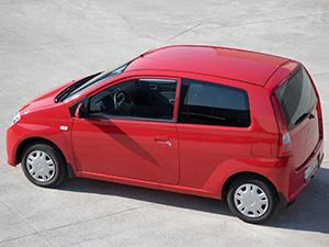 Daihatsu Cuore 3 дв. хэтчбек Cuore